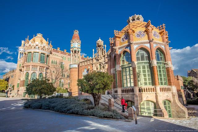 Recinte Modernista Sant Pau Barcelona_by_Laurence Norah-2