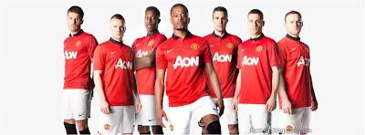 Foto Sampul Manchester United