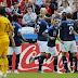 Goles Francia 2-1 Australia