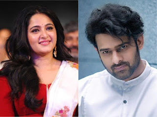 Bollywood entertainment news :: what are you think between. Prabhas and Anushka Shetty Once Again