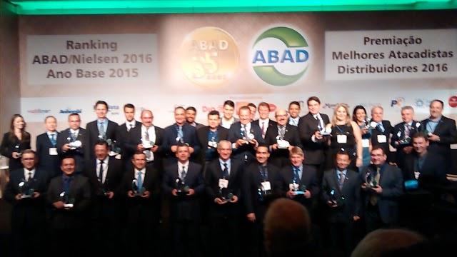ABAD 2016 - Confira como foi o evento de premiação dos melhores do atacado