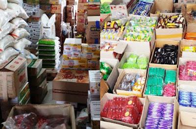 pusat kulakan consumer goods di Depok