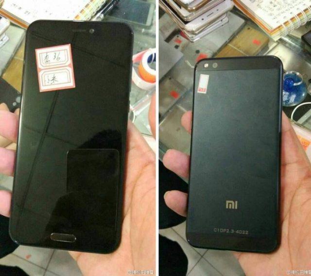 Xiaomi Mi 6 Leaked Pics