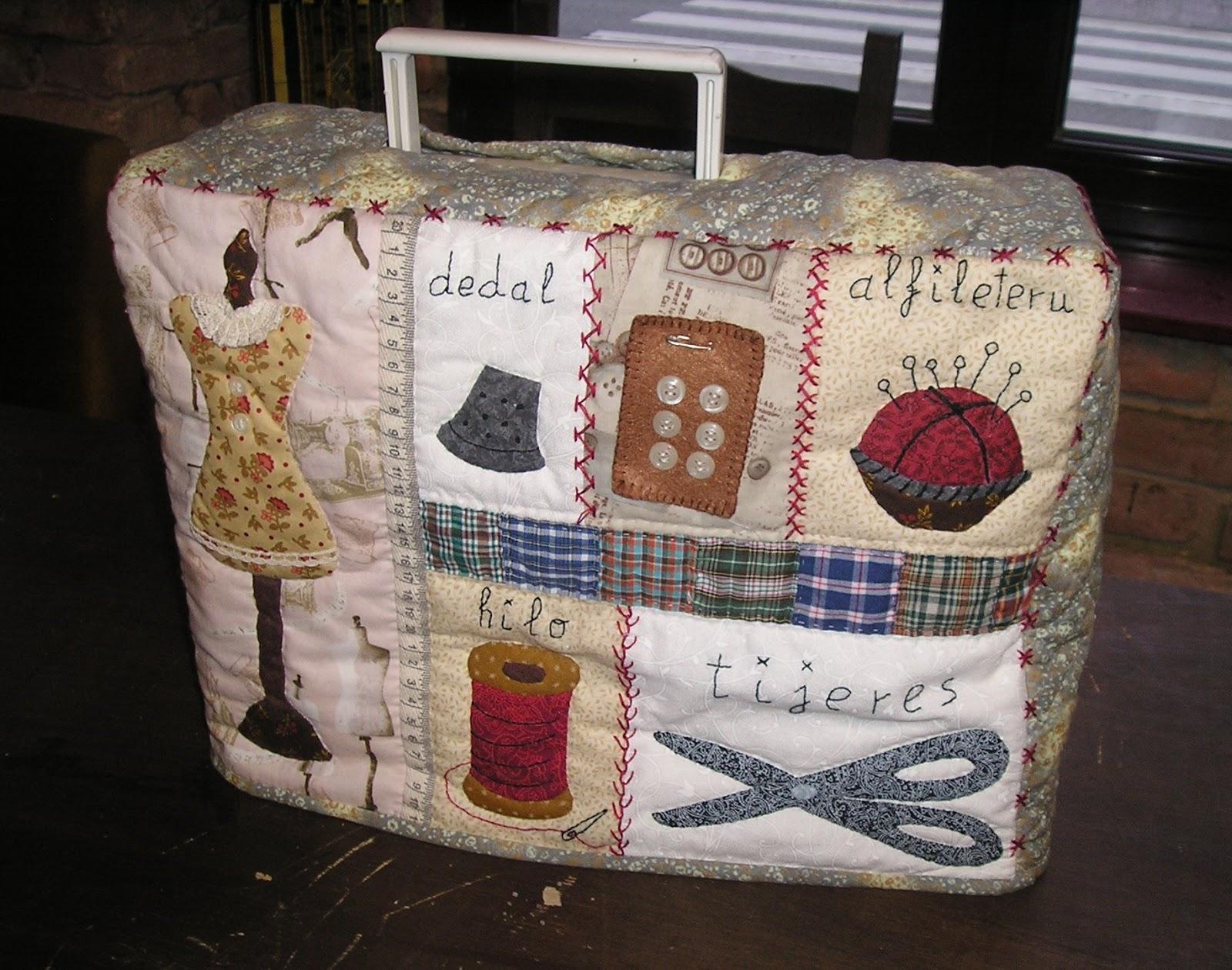 Luchi patchwork: Trabajos de El taller de Paloma