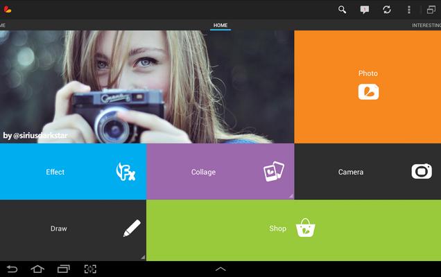 PicsArt APK / APP Download,Android 好用的照片修圖、相片編輯後製軟體 APP