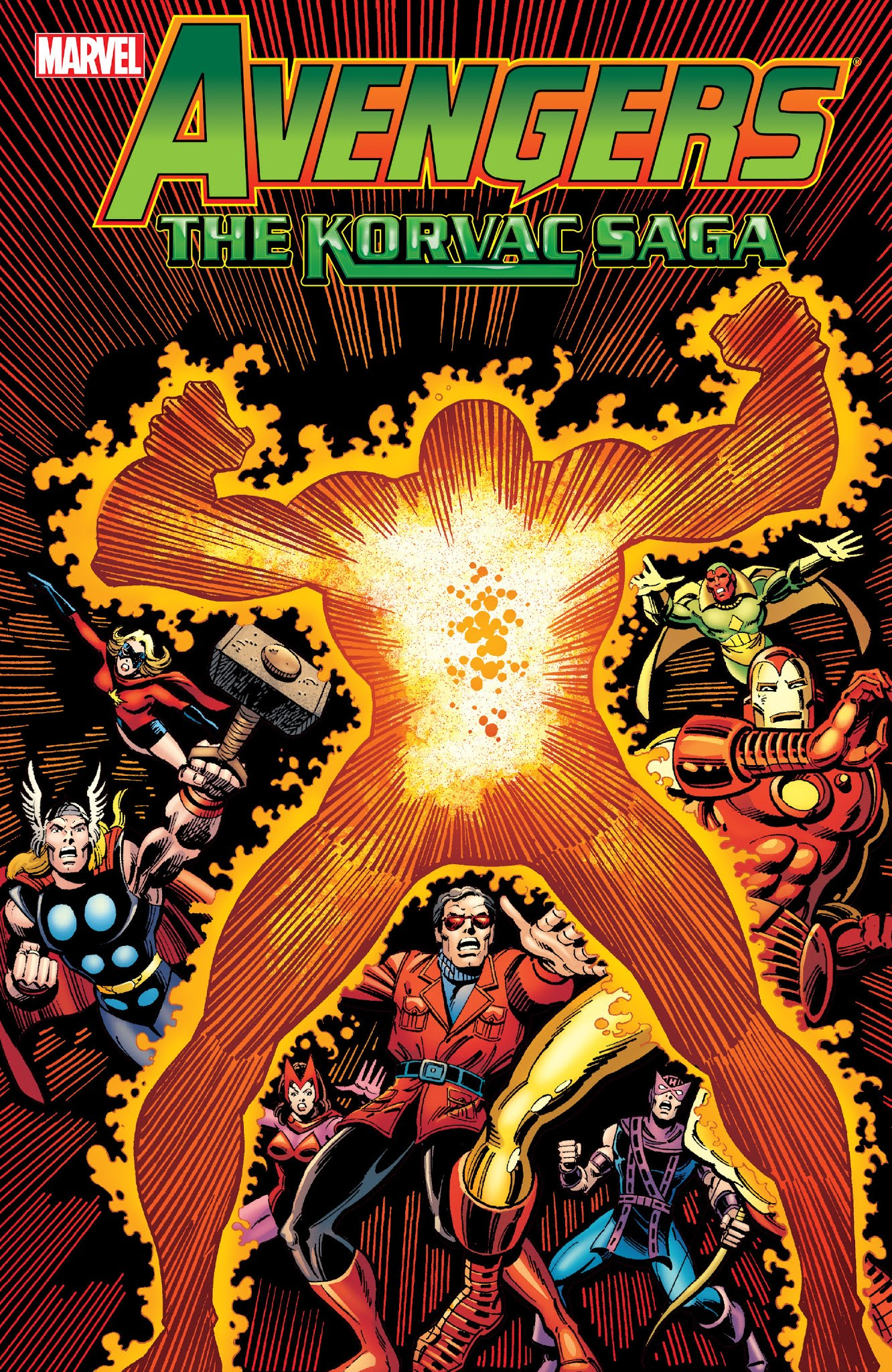 The Avengers (1963) _TPB_Avengers_-_The_Korvac_Saga Page 1