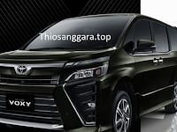 Harga dan Spesifikasi mobil Toyota All New Voxy