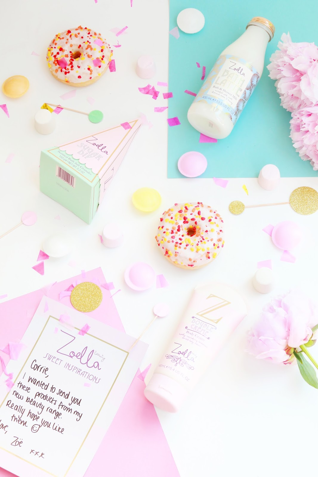 Why Zoella's Sweet Inspirations Beauty Range Isn't Just For Teens.