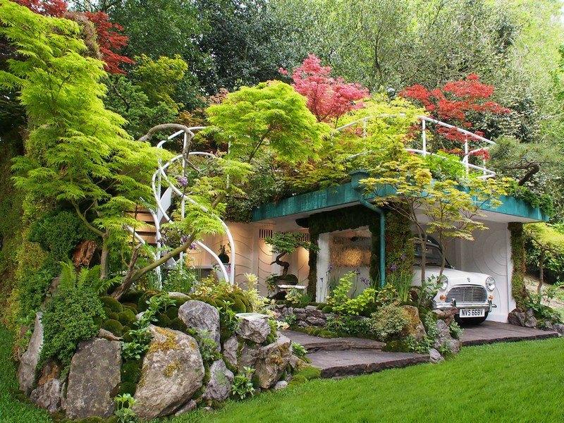 Kazuyuki ishihara y los jardines japoneses en chelsea flower show - Jardines japoneses pequenos ...