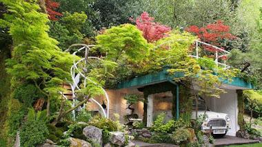 Kazuyuki Ishihara y los jardines japoneses en Chelsea Flower Show