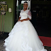 Photos from Benita Okojie's white wedding