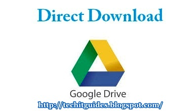 Download Directly From Google-Drive, Pic 1