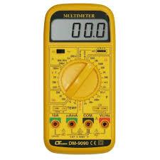 Jual Dm 9090 Lutron Multimeter Harga Murah