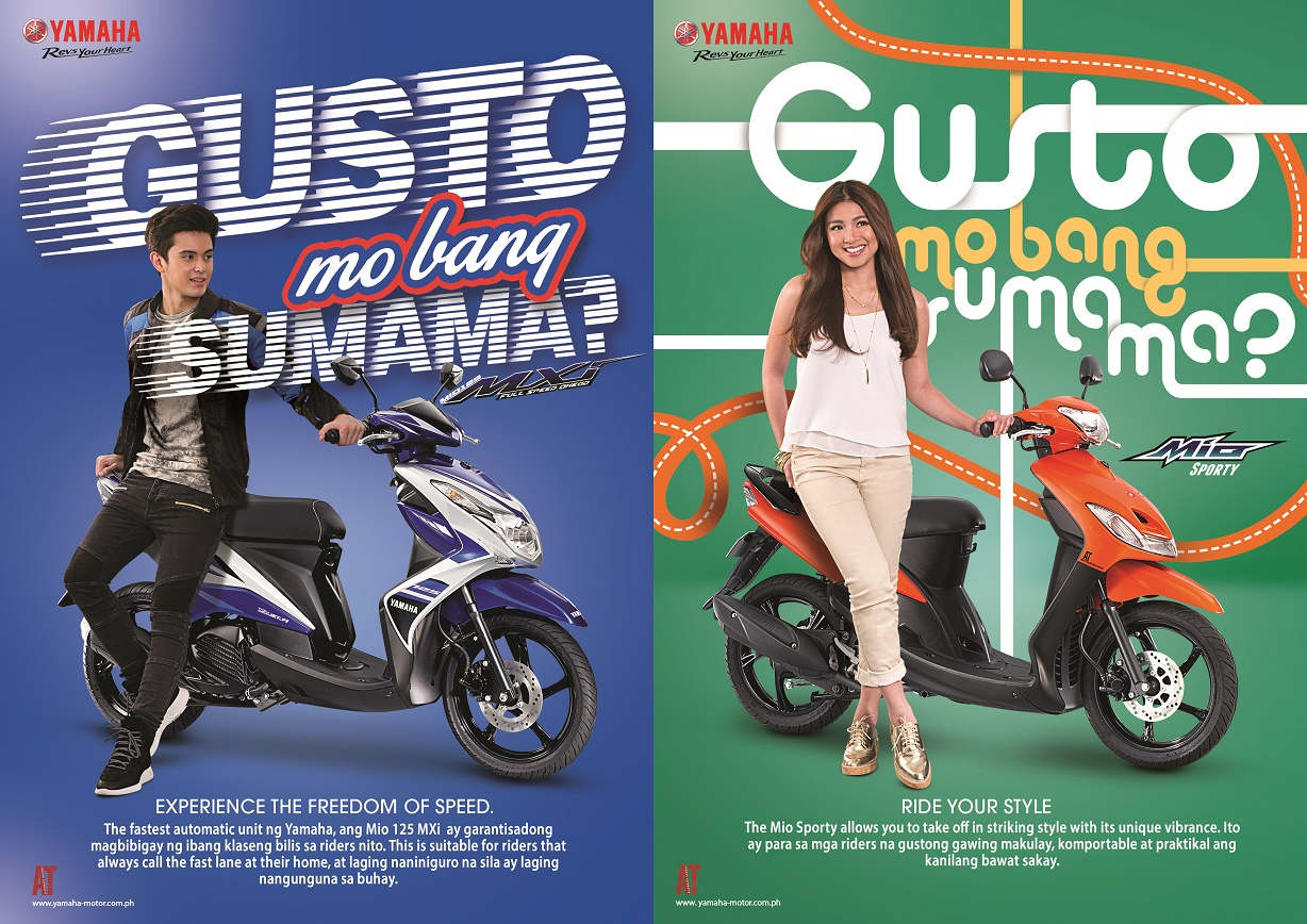 James and nadine are ready for their epic riding journey with these motorcycles and can t wait to show you what the mio motorcycles are all about