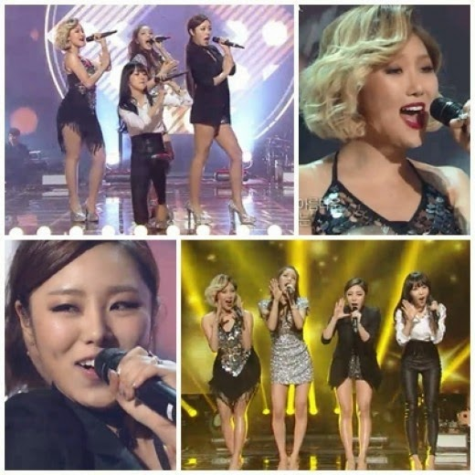 Mamamoo stuns viewers with their vocal power on 'Immortal Song