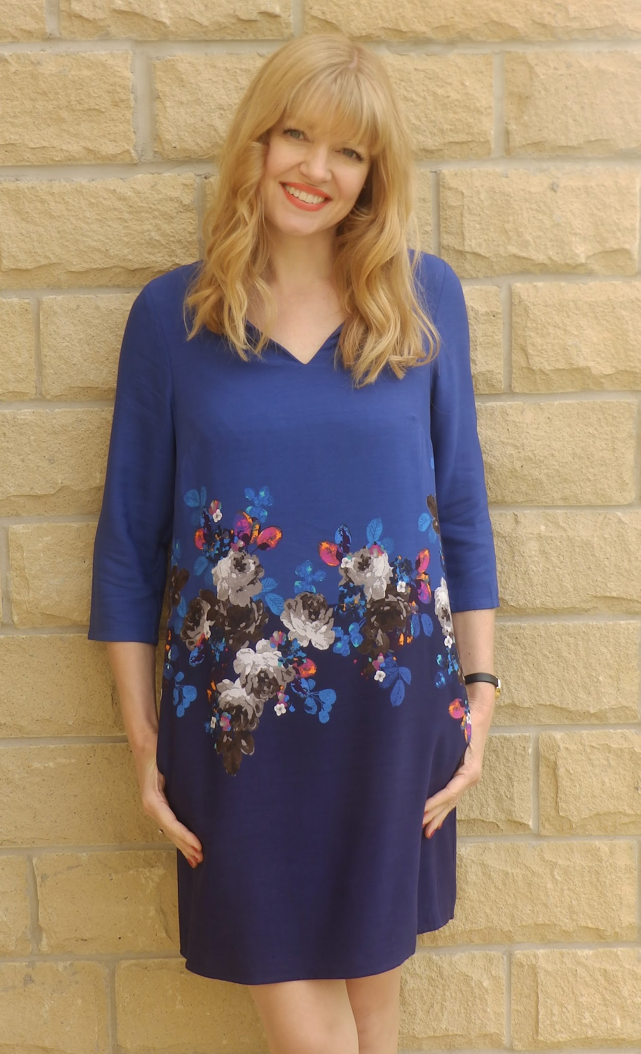 What Lizzy Loves in Joules Eva Tunic