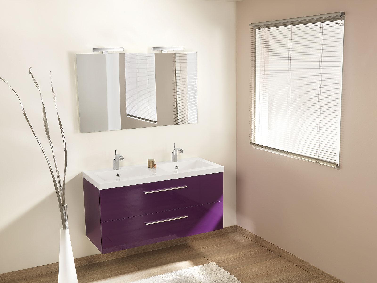 Habitat Meuble De Salle De Bain bonnes affaires déco: une salle de bain audacieuse et unique