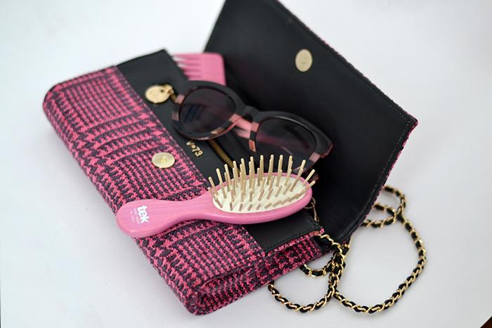 accessori beauty rosa