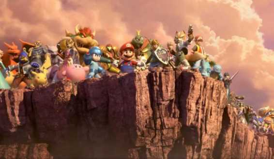 Super Smash Bros Ultimate Review In Progress Of Nintendo