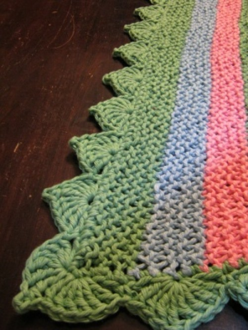 Cathedral Edging - Free Pattern