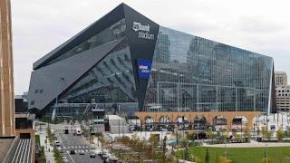 Minnesota Vikings Luxury Suites For Sale, Single Game Rentals, US Bank Stadium, 2018