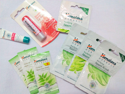 #part2 How I asked for Free Samples from HIMALAYA HERBALS!!!