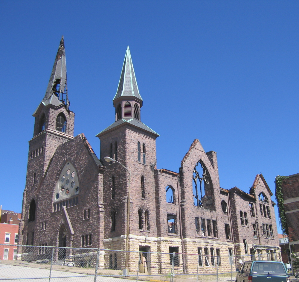South Burlington: The Lucas Countyan: Resurrection In Burlington