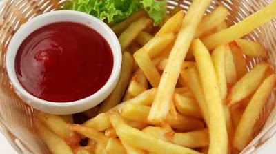 how to make french fries at home: Best French Fries Recipe