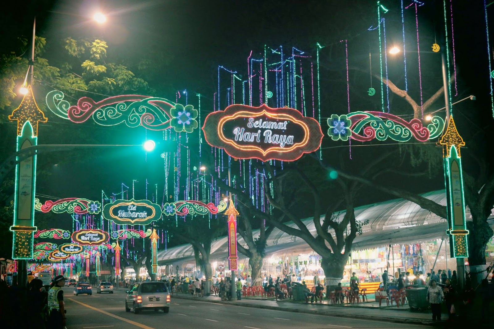 If Only Singaporeans Stopped to Think Hari Raya brings