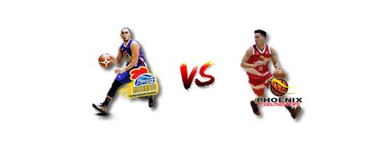 May 6: Magnolia vs Phoenix, 4:30pm MOA Arena