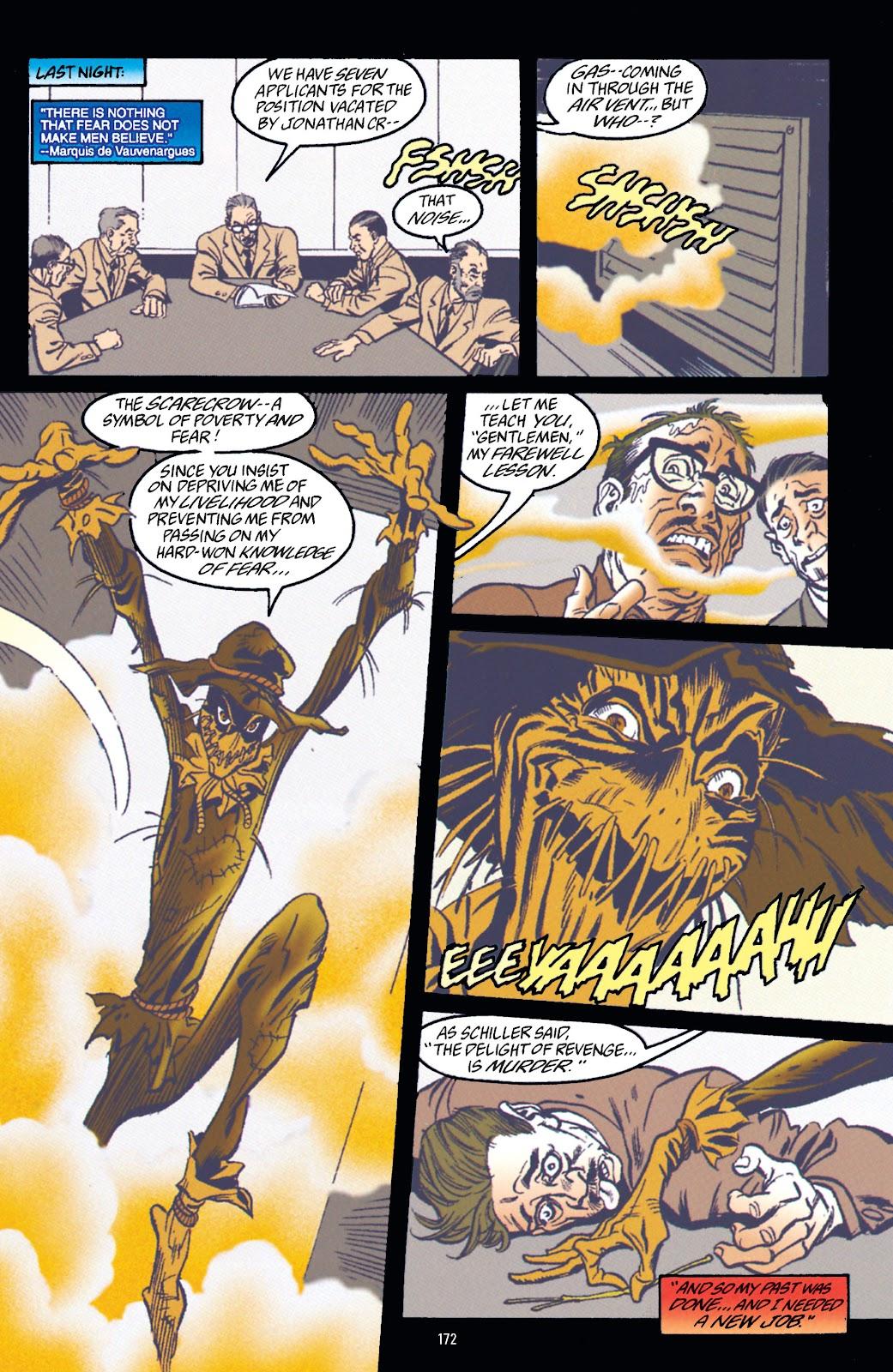 Read online Batman Arkham: Scarecrow comic -  Issue # TPB (Part 2) - 72