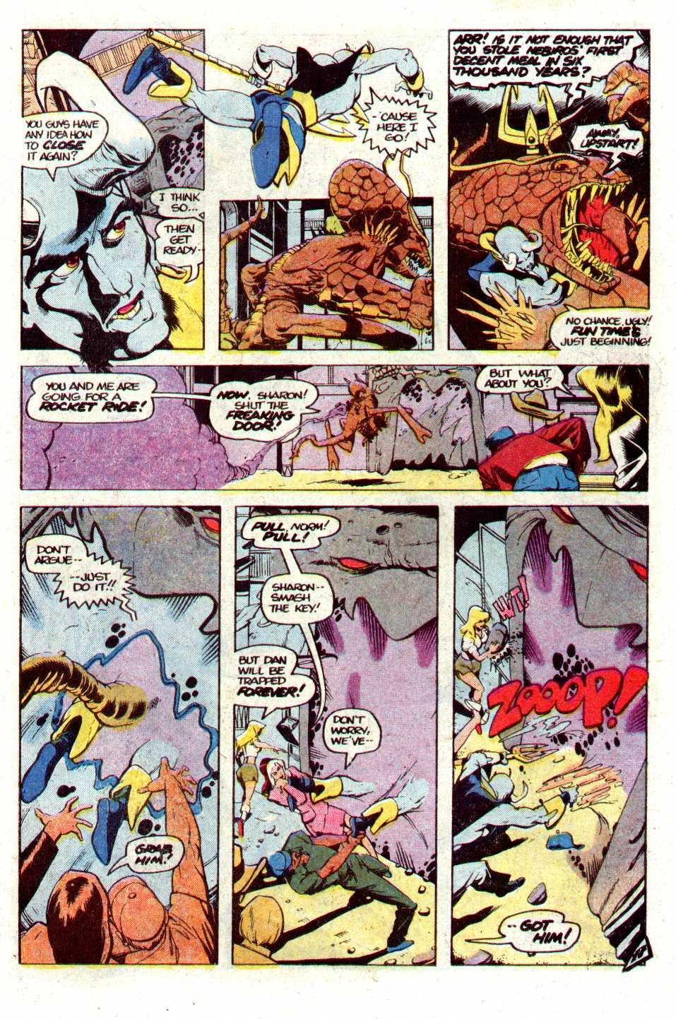 Read online Secret Origins (1986) comic -  Issue #24 - 18