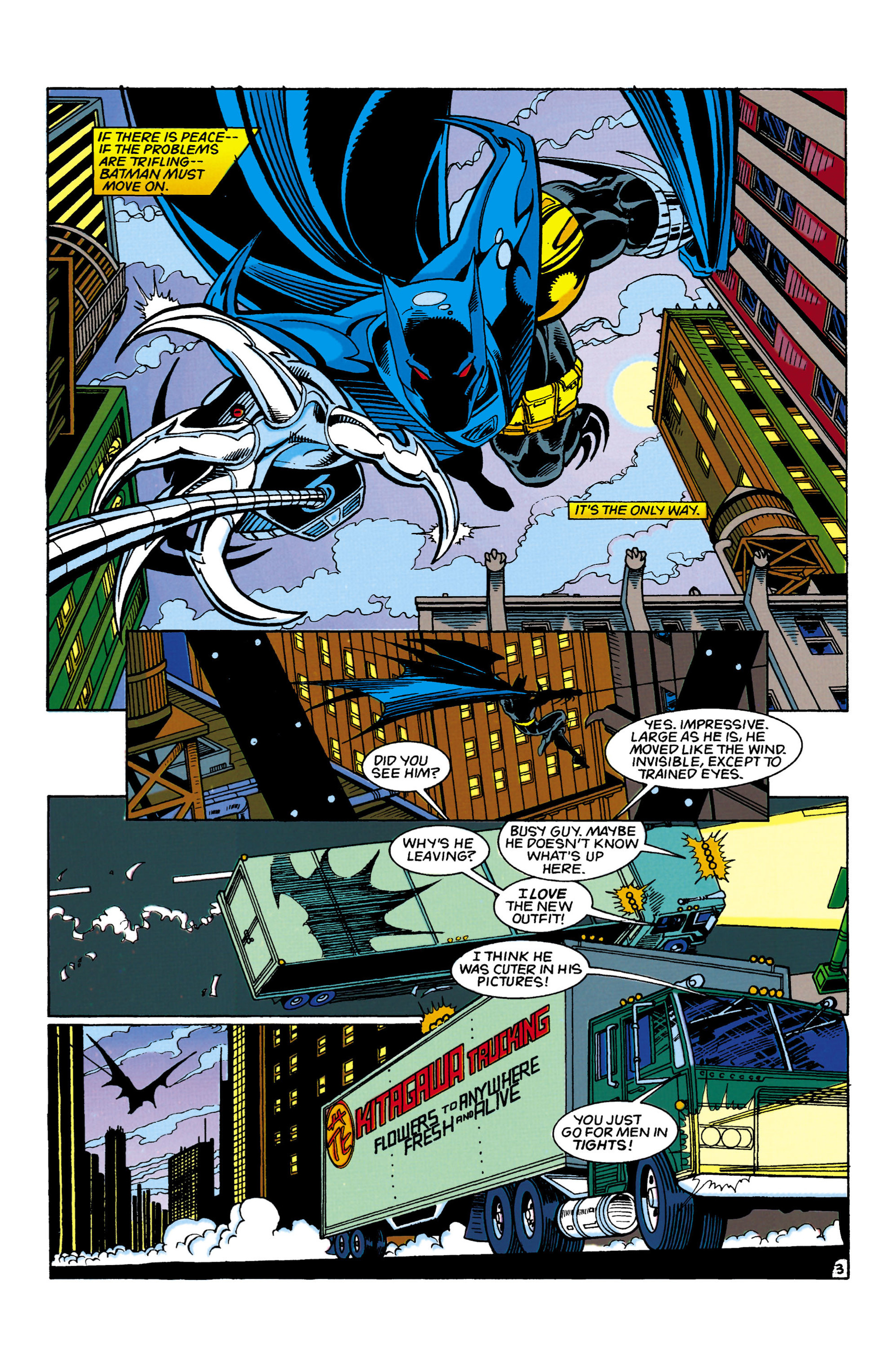 Catwoman (1993) Issue #5 #10 - English 4