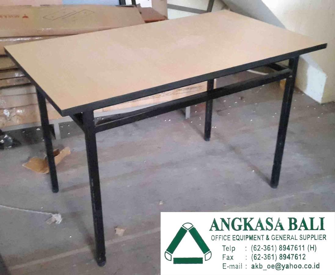 Angkasa Bali Furniture Distributor Kursi Meja Kantor Rak Serbaguna Tempat Peralatan Jual Kantin Makan 03618947611