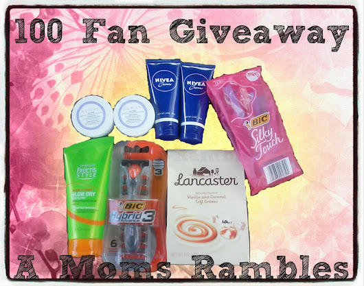 My Fan Giveaway!!!
