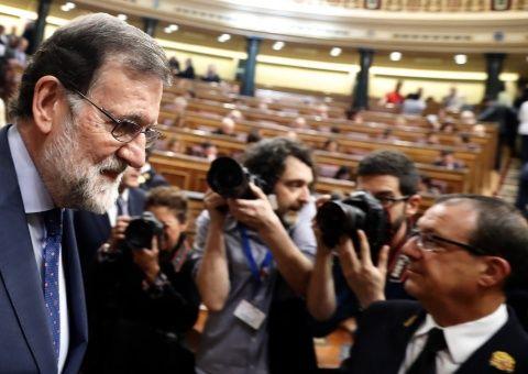 """Rajoy considera que disolución del ETA es """"ruido y propaganda"""""""
