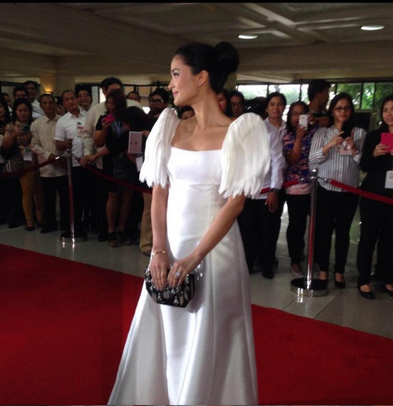 In Photos Sona 2015 Red Carpet Fashion Dress And Attires