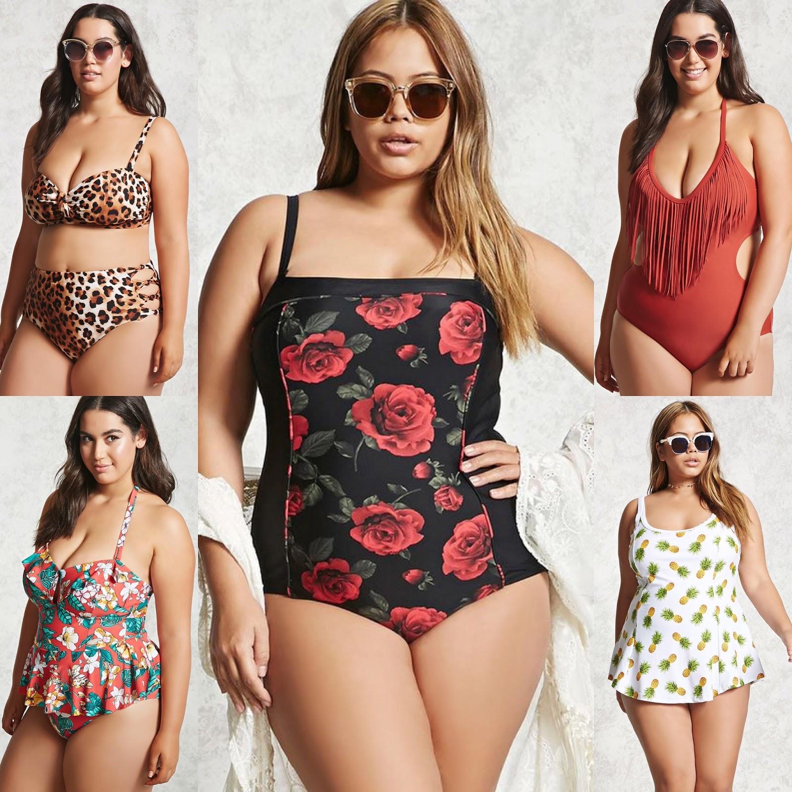 Forever 21+ Swimwear Round-Up