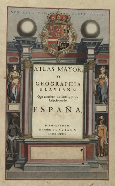 Atlas mayor, geographia blaviana, MDCLXXII
