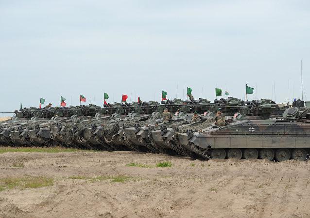 Ευρωπαϊκό Στρατό με πυρήνα τον Bundeswehr χτίζει σιωπηλά το Βερολίνο
