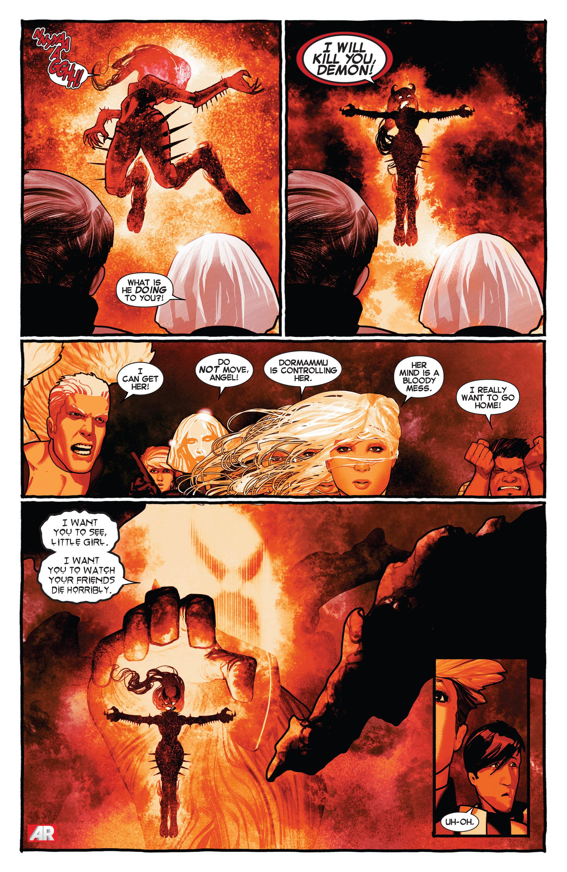 Read online Uncanny X-Men (2013) comic -  Issue # _TPB 2 - Broken - 13