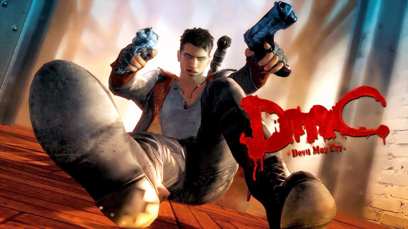 DMC Devil May Cry PC Game HD Wallpaper