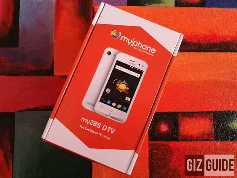 Raffle: Win A Brand New MyPhone My28s DTV