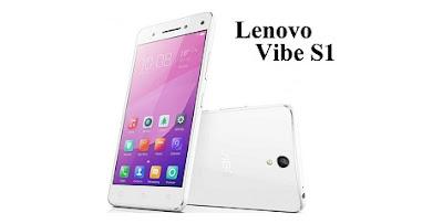 harga baru Lenovo Vibe S1, harga bekas Lenovo Vibe S1, spesifikasi lengkap Lenovo Vibe S1