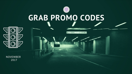Grab Promo Codes for November 2017