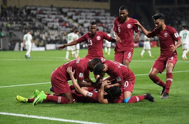 فوز مستحق لقطر على العراق بهدف نظيف كأس اسيا 2019