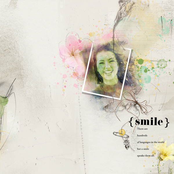 smile © sylvia • sro 2018 • sunkissed by tiramisu design