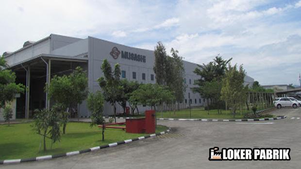 Pabrik PT Musashi Auto Parts Indonesia