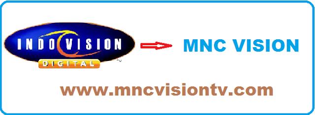 Indovision Menjadi MNC Vision