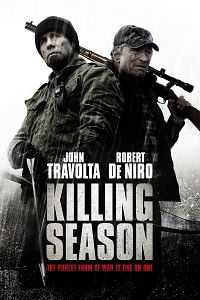 Killing Season (2013) 300mb Full Movie Dual Audio Hindi